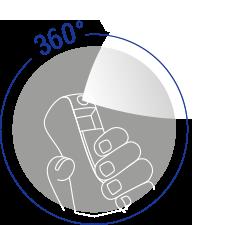 360 stopni - grafika