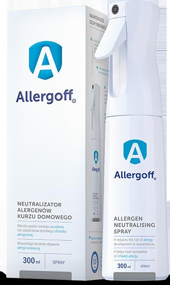Allergoff spray zdjęcie produktu