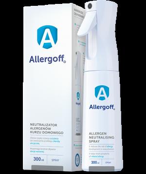 Allergoff spray - zdjęcie produktu