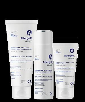 Pakiet Allergoff Atopy - zdjęcie produktu