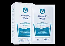 Allergoff wash 6x20ml - zdjęcie