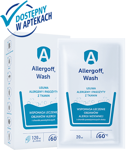 Allergoff Wash - zdjęcie produktu